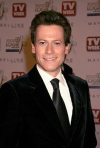 Ioan Gruffudd arrives at the 2007 TV Week Logie Awards in Australia.