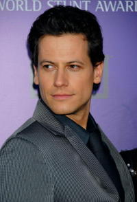 Ioan Gruffudd arrives at the 7th Annual Taurus World Stunt Awards at Paramount Pictures.