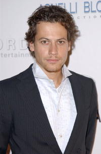 Ioan Gruffudd attends the Style by the Shore fashion show.