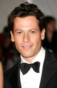Ioan Gruffudd attends the Metropolitan Museum of Art Costume Institute Benefit Gala.