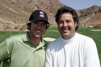 Joe Don Rooney and Vince Gil at the 2007 Academy of Country Music Charity Golf Tournament.