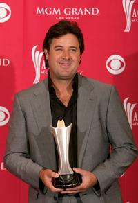 Vince Gil at the 41st Annual Academy Of Country Music Awards.