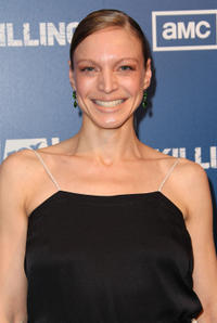 Kristin Lehman at the California premiere of