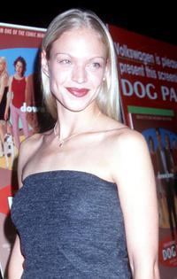 Kristin Lehman at the premiere of