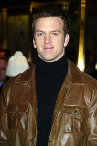 Josh Randall at the Benefit Performance of La Boheme in New York.