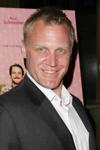 Terry Serpico at the premiere of