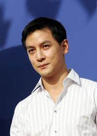 Daniel Wu at the cast greeting session during the Pusan International Film Festival (PIFF).
