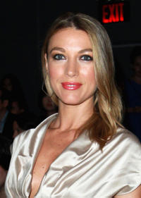 Natalie Zea at the Son Jung Wan during the Spring 2013 Mercedes-Benz Fashion Week in New York.