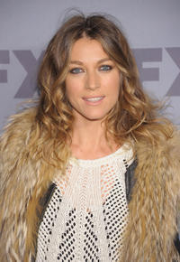 Natalie Zea at the 2012 FX Ad Sales Upfront in New York.