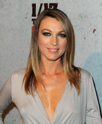 Natalie Zea at the California premiere of