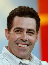 Adam Carolla at the MTV 2005 Television Critics Association Summer Press Tour.