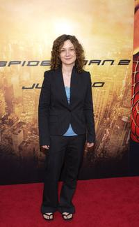 Sara Gilbert at the premiere of