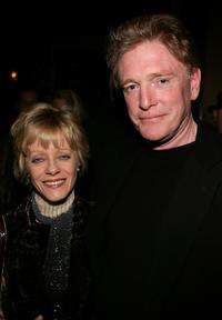 William Atherton and wife Bobbi Goldin at the