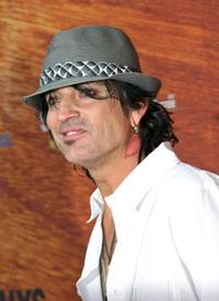 Tommy Lee at the taping for Spike TV's 2nd Annual
