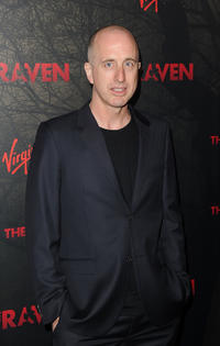 Director James McTeigue at the California premiere of