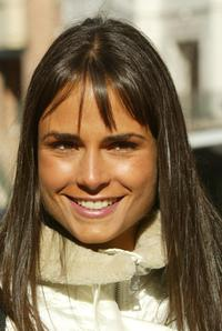 Jordana Brewster at the Sundance Film Festival.