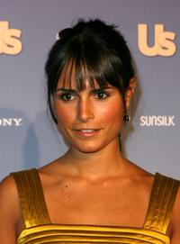 Jordana Brewster at the Us Weekly Hot Hollywood Party.