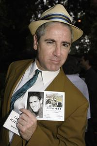 Carlos Alazraqui at the celebration of animated series
