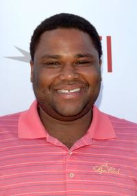Anthony Anderson at the 9th annual American Film Institute Golf Classic.