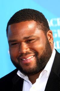 Anthony Anderson at the 39th NAACP Image Awards.