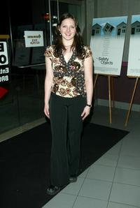 Jessica Campbell at the premiere of