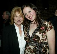 Mary Kay Place and Jessica Campbell at the after party of the premiere of