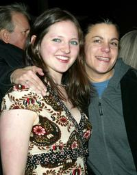 Jessica Campbell and director Rose Troche at the after party of the premiere of
