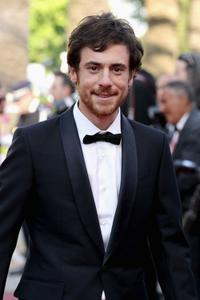 Elio Germano at the Palme d'Or Award Closing Ceremony during the 63rd Annual Cannes Film Festival.