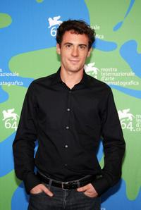 Elio Germano at the photocall of