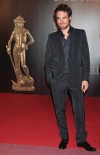 Elio Germano at the David di Donatello 2007 Italian Awards.