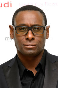 David Harewood at the English National Ballet Christmas party in London.