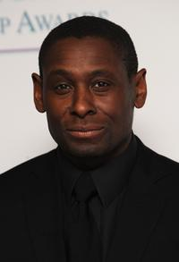 David Harewood at the British Soap Awards 2008.