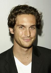 Oliver Hudson at the WB Upfront All-Star Party.