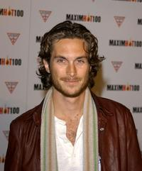 Oliver Hudson at the Maxim's Hot100 party.