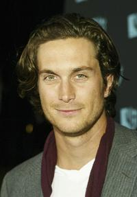Oliver Hudson at the WB Network's 2004 All Star Summer Party.