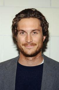 Oliver Hudson at the Christian Dior