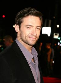 Hugh Jackman at the premiere and Centerpiece Gala after party of