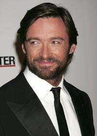 Hugh Jackman at the third annual 'A Fine Romance', an evening of celebrity performances honoring musicals from stage and screen.