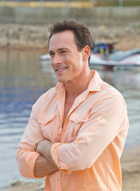 Chris Klein as Oz in