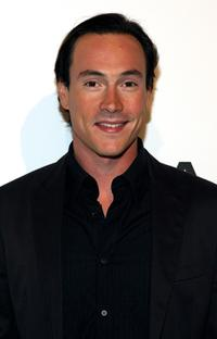 Chris Klein at the CHANEL and P.S. ARTS Party.