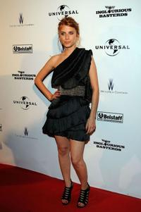 Melanie Laurent at the after party of