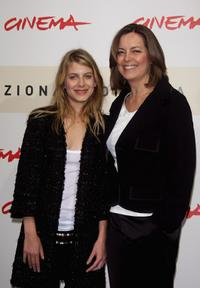 Melanie Laurent and Greta Scacchi at the photocall of