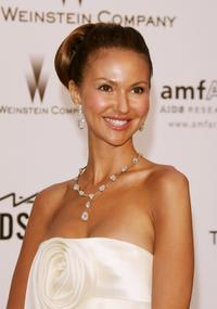 Svetlana Metkina at the Cinema Against Aids 2007 in aid of amfAR.