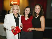 Gena Rowlands, Susan May Pratt and Mimi Rogers at the Summer TCA.