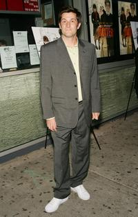 Michael Showalter at the premiere of