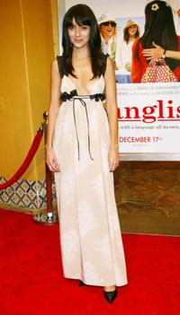 Cecilia Suarez at the premiere of