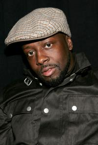 Wyclef Jean at the Tribeca Film Institute Screening of
