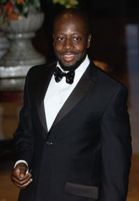 Wyclef Jean at the Unite For A Better World Gala Dinner.
