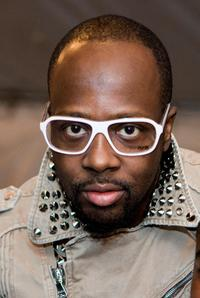 Wyclef Jean at the MTVUs Campus Invasion Music Tour 08.