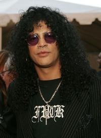 Slash at the 32nd Annual American Music Awards.